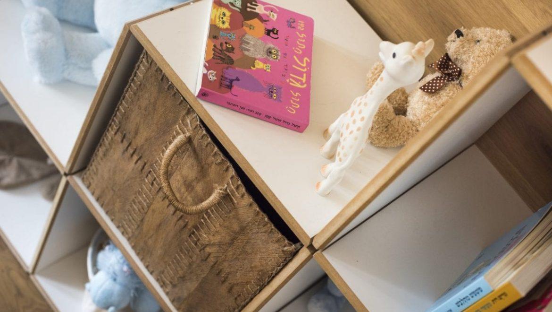 עיצוב חדרי ילדים – סתיו בן יעקב