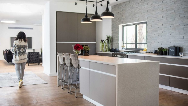 עיצוב המטבח – סתיו בן יעקב